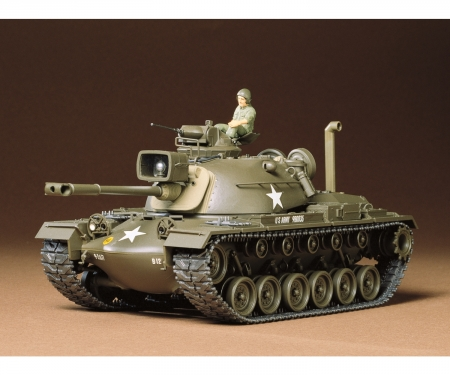 tamiya 1:35 US Med.MBT M48A3 Patton (2)