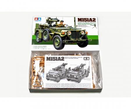 tamiya 1:35 US M151A2 Fiord MUTT w/TOW-Miss.(1)