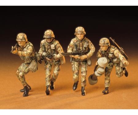 tamiya 1:35 Figure-Set US Modern Infantry (4)