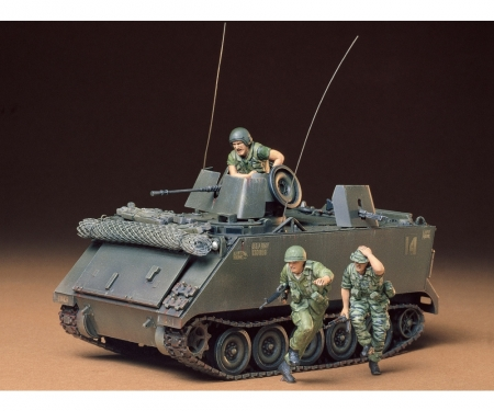 tamiya 1:35 US M113 Arm.Cavalry Assault Veh.(3)