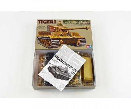 tamiya 1:35 Ger. SdKfz.181 PzKpfw.VI Tiger I E