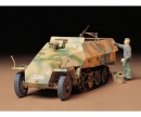 1:35 WWII SdKfz.251/9 Halft. 7,5cm KwK