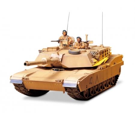 1:35 US MBT M1A1 Abrams (2)