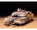 tamiya 1:35 US MBT M1A1 Abrams w/Mine Plow(2)
