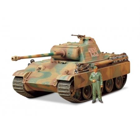 tamiya 1:35 Ger. SdKfz.171 Panther Aus.G Ea.(1)