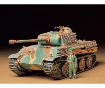 tamiya 1:35 Ger. SdKfz.171 Panther G Steelw.(1)