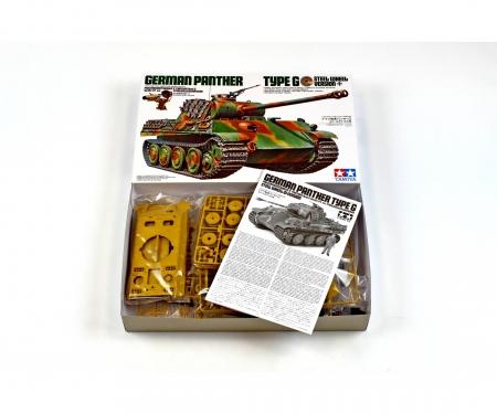 tamiya 1:35 WWII SdKfz.171 Panther G Steelw.(1)
