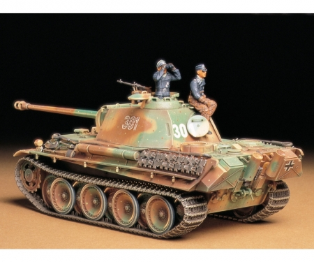 1:35 WWII SdKfz.171 Panther G Späte.(2)
