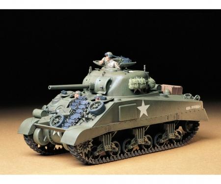 1:35 US Mitl. Pz. M4 Sherman Früh. (3)