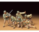tamiya 1:35 Fig-Set US Infantry Assault (6)