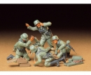 tamiya 1:35 Fig.-Set Ger.Mortar-Troop (4)