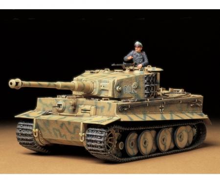 tamiya 1:35 Ger. SdKfz.181 Tiger I Mid.Prod.(1)