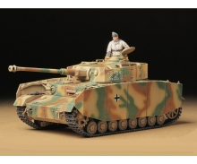 1:35 WWII SdKfz.161/1 Panzer IV H Fr.(1)