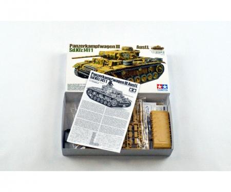 tamiya 1:35 Dt. PzKpfw. III Ausf. L (1)