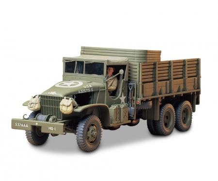 tamiya 1:35 US 2.5to Cargo Truck (1)