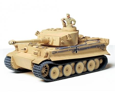 tamiya 1:35 Ger. Tiger I Initial Production