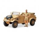 tamiya 1:35 Dt. Kübelwagen T82 Afrika (1)