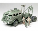 tamiya 1:35 US M26 Tank Recovery Vehicle (6)