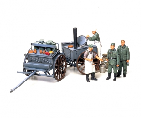 tamiya 1:35 Diorama-Set Field Kitchen (4)