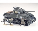 tamiya 1:35 US Sherman M4A3 75mm Late (9)