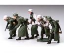 tamiya 1:35 WWII Fig-Set Ger.Infant. Winter (5)