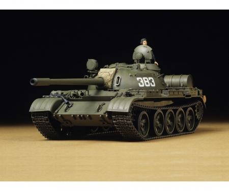tamiya 1:35 Sov. Med.MBT T-55 A (1)