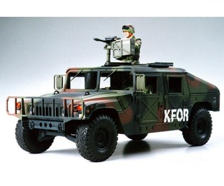 tamiya 1:35 US M1025 Humvee/Hummer bewaffnet(2)