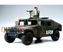 tamiya 1:35 US M1025 Humvee Armament (2)