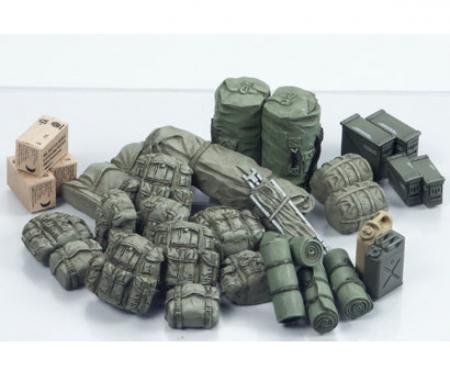tamiya 1:35 Diorama-Set US Militär Zub. Modern