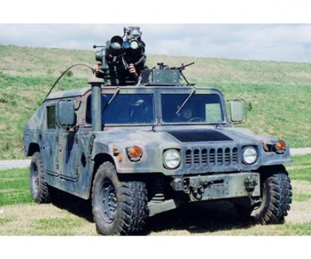 tamiya 1:35 US M1046 Humvee m. TOW Raketen(2)