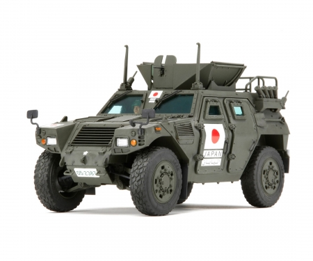 1:35 JGSDF Light Arm. Vehicle Iraq(1)