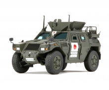 tamiya 1:35 JGSDF Light Arm. Vehicle Iraq(1)