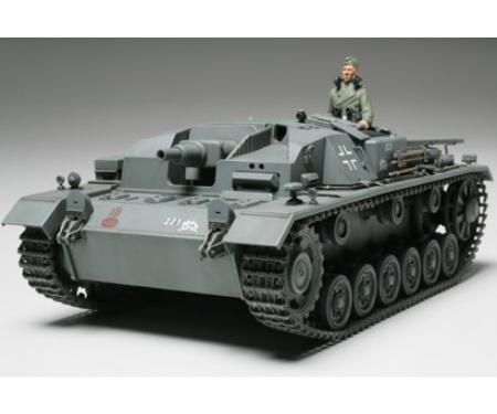 tamiya 1:35 WWII Ger.Sturmgeschütz III B (1)