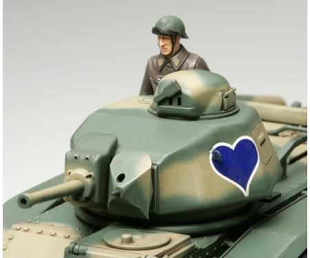 tamiya 1:35 Franz. Panzer B1 bis (1)