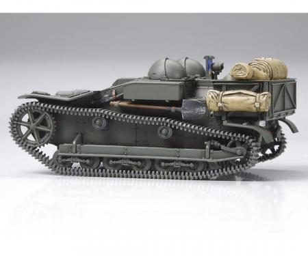 tamiya 1:35 WWII French Arm. Carrier w/Trai.(4)