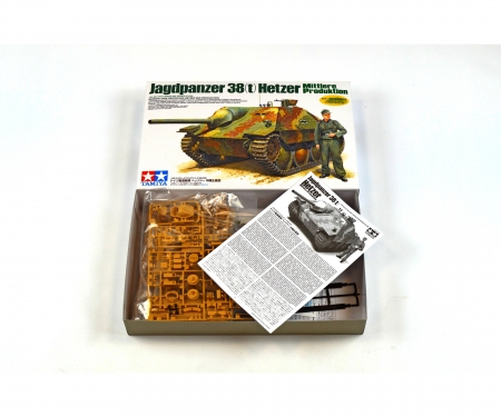 tamiya 1:35 Ger. 38to Tank Destr. Hetzer (1)