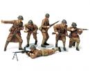 tamiya 1:35 WWII Fig-Set French Infantry (6)