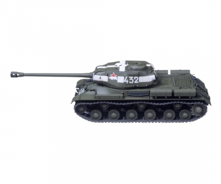 tamiya 1:35 WWII Sov. Hea.MBT JS-2 ChKz (2)