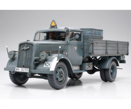 tamiya 1:35 WWII Ger. Cargo Truck 3to (2)
