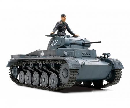 1:35 Ger. PzKpfw. II Ausf. A/B/C (1)