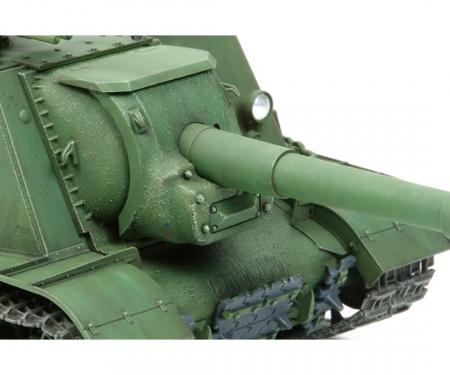 tamiya 1:35 Sov. Heavy MBT JSU-152 (2)
