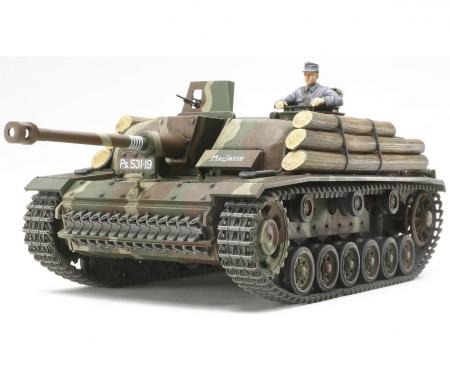 tamiya 1:35 Dt. StuG III Ausf. G Finnland 1942