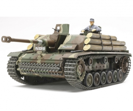 tamiya 1:35 Ger. StuG III Ausf. G Finland 1942