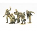tamiya 1:35 Fig.-Set Ger. Africa Corps Infant.