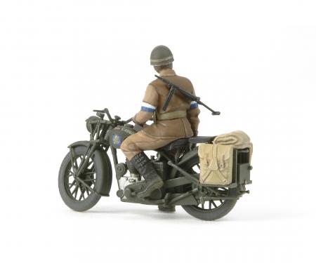 tamiya 1:35 WWII Brit.BSA M20 Krad./Mi.Polizei