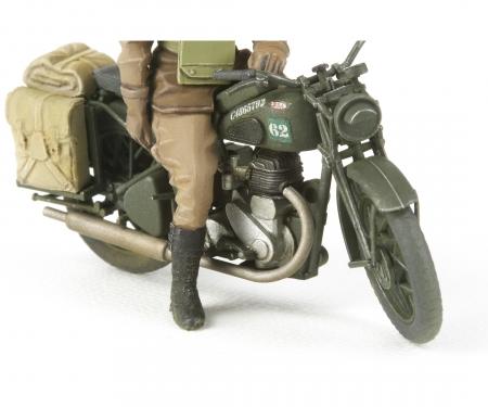 tamiya 1:35 WWII Brit.BSA M20 Mot.c./Mi.Police