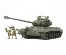 tamiya 1:35 WWII US Tank T26E4 Super Pershing