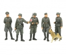 tamiya 1:35 German Field Police Set
