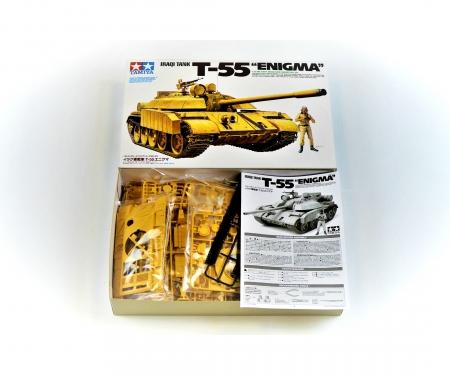 tamiya 1:35 Iraqi Main Battle Tank T-55 Enigma