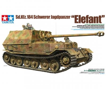 tamiya 1:35 German Heavy Tank Destroyer Elefant